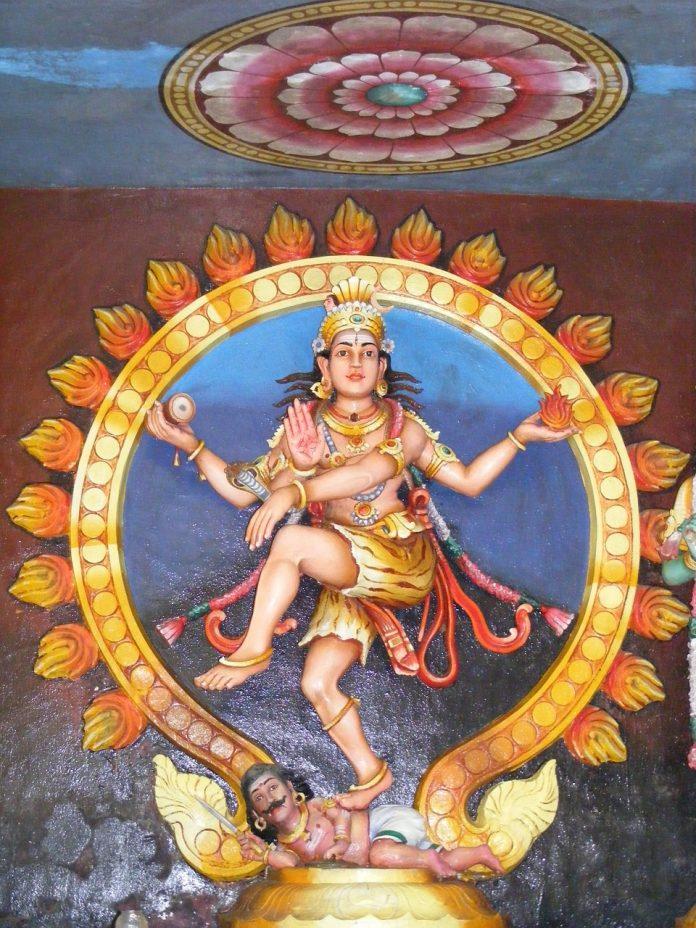 le yoga et les arts indiens - shiva