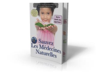 Ebook gratuit : «Sauvez les médecines naturelles»