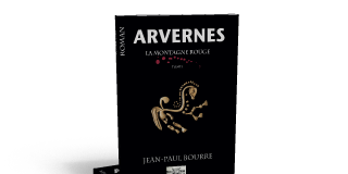 Arvernes La Montagne Rouge ebook