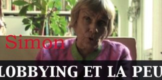Sylvie Simon Le lobbying et la peur 20mn