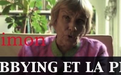 Sylvie Simon dénonce le lobbying et la peur