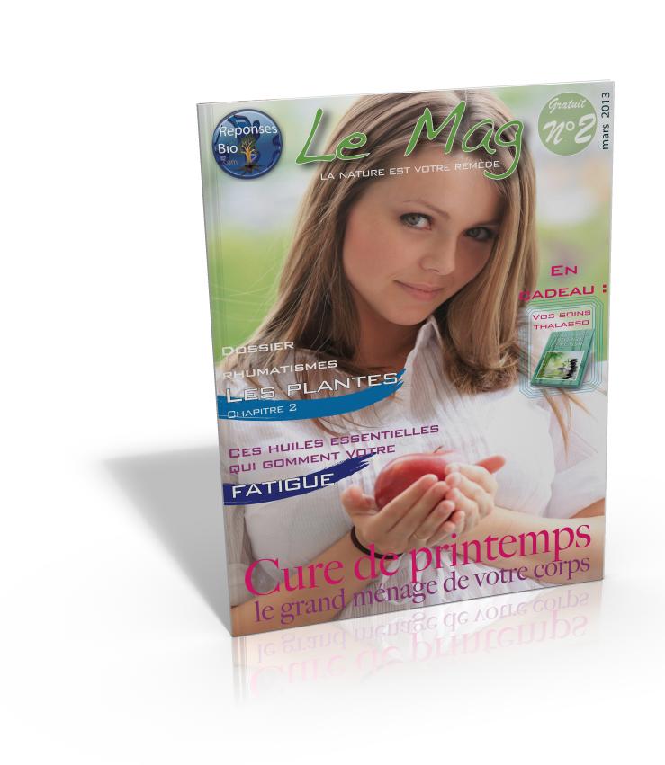 Le Mag de Réponses Bio : magazine gratuit de médecines naturelles