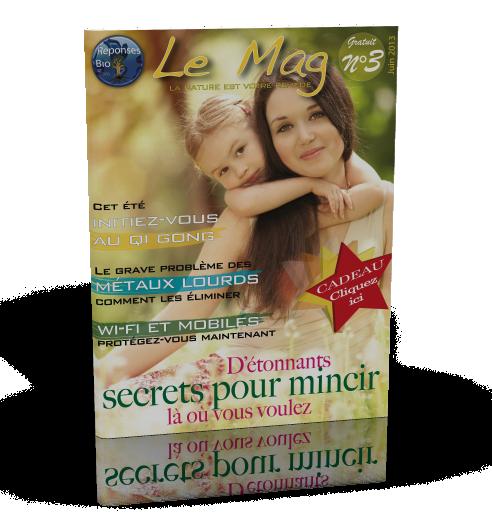 Réponses Bio Le Mag n°3