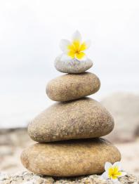 posture debout zen