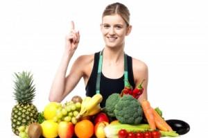 Mangez des fruits pour éviter de prendre du poids