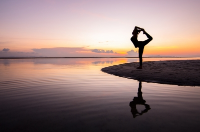 exercices de yoga contre le stress