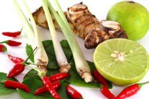 Les aromates et épices améliorent la digestion