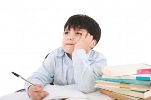 difficultés d'apprentissage et hyperactivité