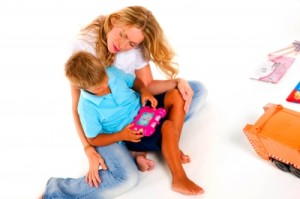 élever un enfant hyperactif