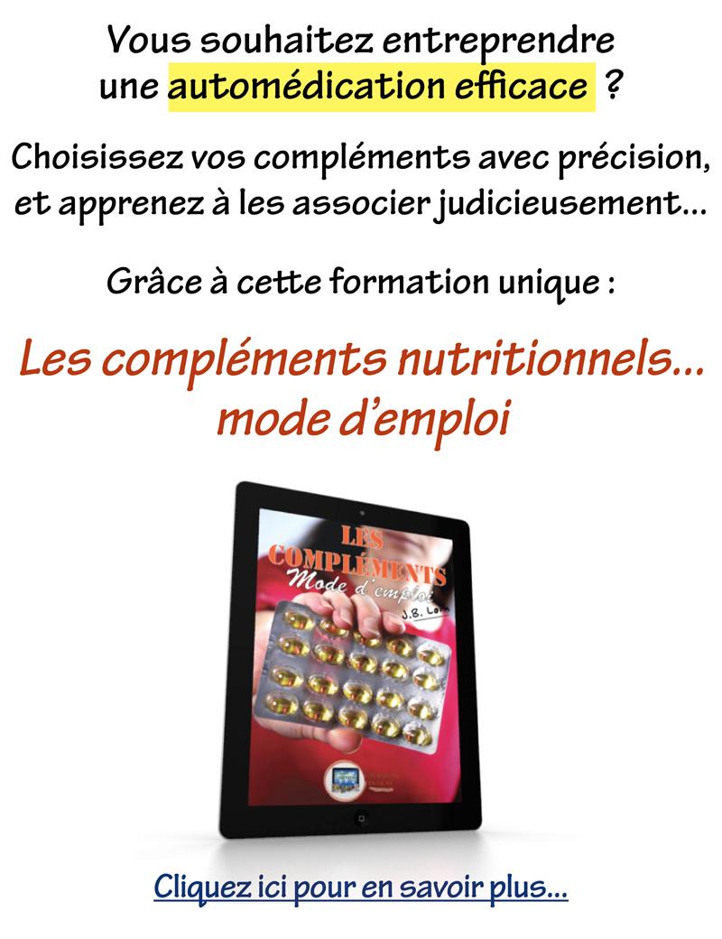 comment choisir et bien utiliser les compléments nutritionnels ?