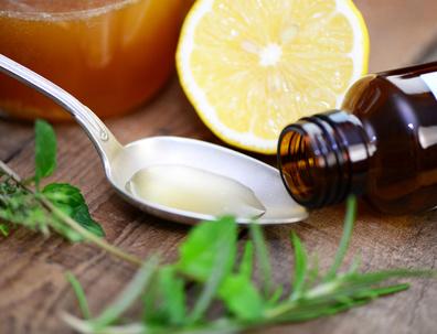 traitements naturels de l'angine