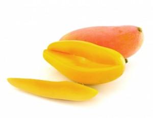 masque éclaircissant à la mangue