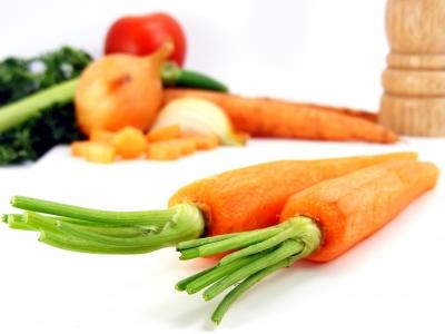 soupe carottes agar agar