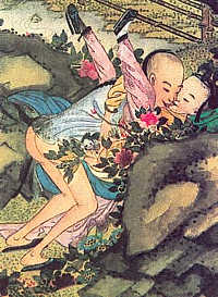 sexualité médecine traditionnelle chinoise