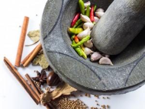 épices et crudités dans vos recettes d'été