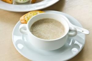 recette soupe de quinoa