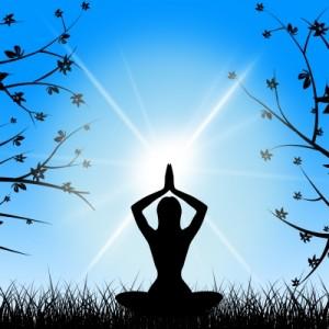 yoga pour rester jeune, bien vieillir et être heureuse !!
