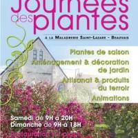 journées des plantes maladrerie saint-lazare