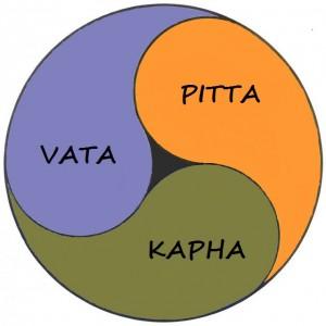 les trois doshas dans la médecine ayurvédique