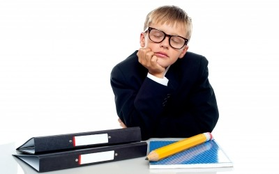 Vos enfants sont-ils fatigués ?