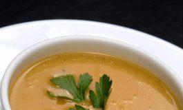 recette végétarienne soupe de lentilles