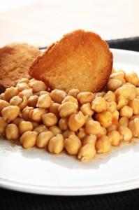 recette curry de pois chiches