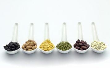 recettes aux légumineuses : haricots, fèves, pois chiches, azukis, lentilles...