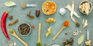 les vertus des herbes et épices de la cuisine chinoise