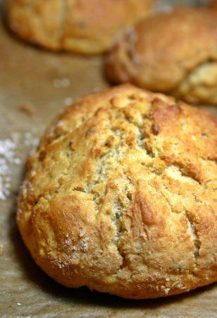 recette du pain de maïs