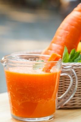 recette jus carotte pomme gingembre