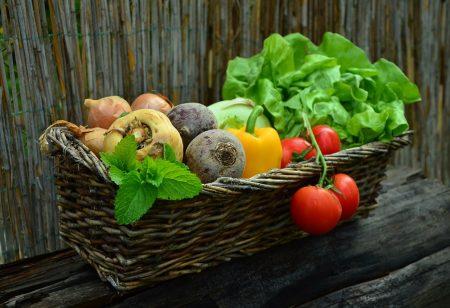 fruits et légumes bio pour vos jus frais