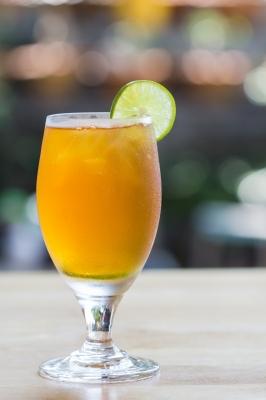 cocktail jus frais sans alcool