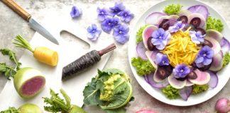 la cuisine aux fleurs comestibles