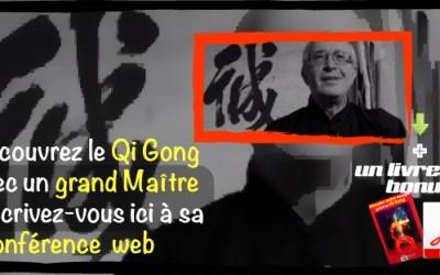 Une conférence pour tout savoir sur le Qi Gong