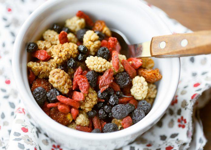 Superfruits à grignoter sans modération
