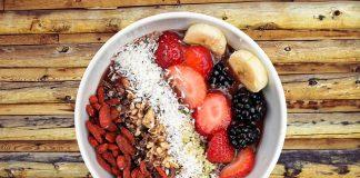 super aliments pour recettes de petit-déjeuner