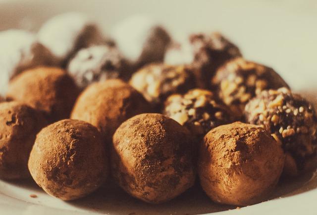recette truffes cacao cru alimentation vivante