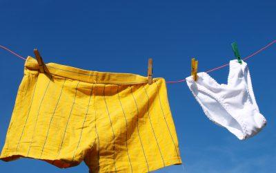 Des sous-vêtements sains et naturels