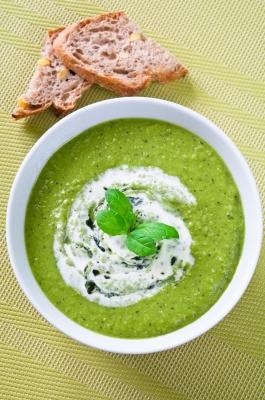 recette soupe orties algues