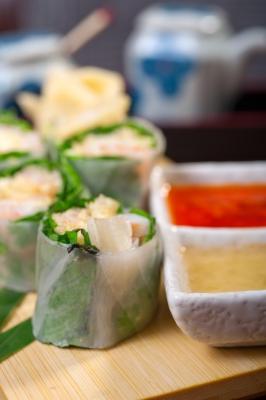 recette aux algues bio