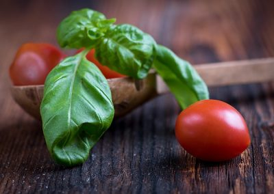 Pour manger plus de légumes… faites des pizzas !
