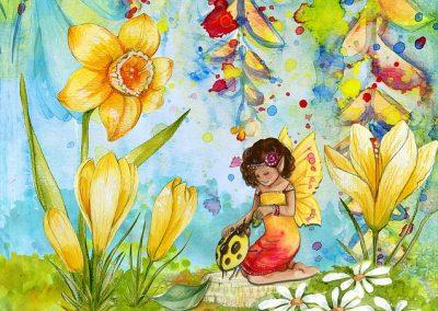 Les contes de fées, thérapies pour les enfants