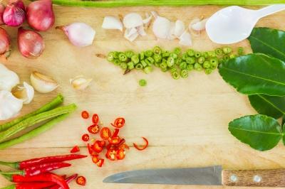aliments pour le cœur : ail, tomate, soja...