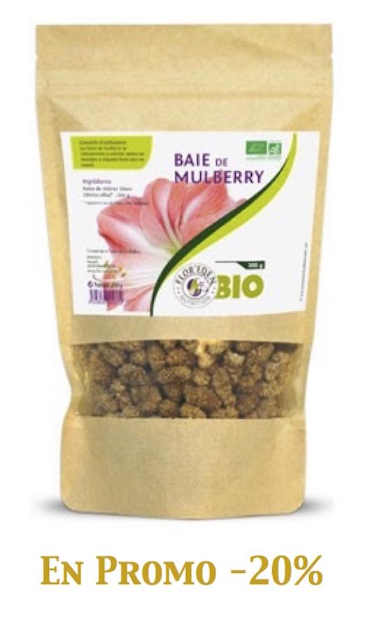 où acheter des mulberries bio ?
