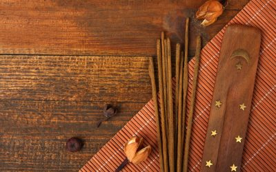 Contre les insectes : L'encens aux huiles essentielles