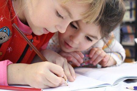 graphologie pour enfants