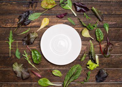 Quelques recettes de salades rafraîchissantes