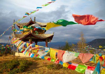 Lorsque l'enfant paraît… au Tibet