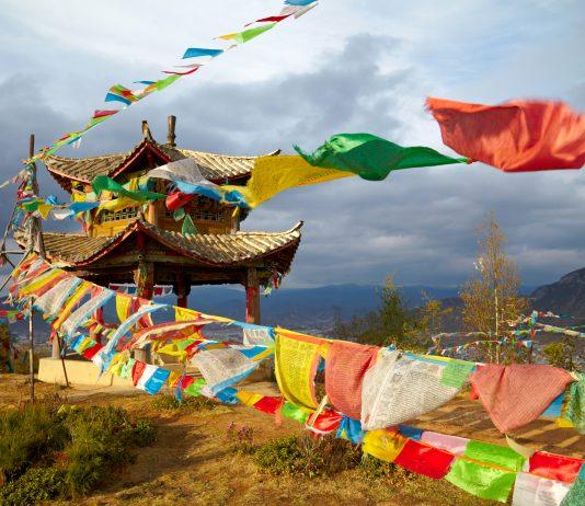 la naissance de l'enfant dans la culture tibétaine