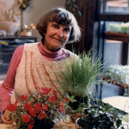 ann wigmore jus d'herbe de blé et alimentation vivante